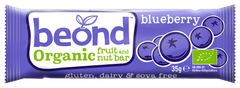 BEOND | blueberry fruit & nut bar