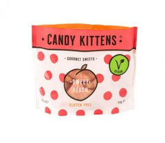 CANDY KITTENS | sweet peach POP bag