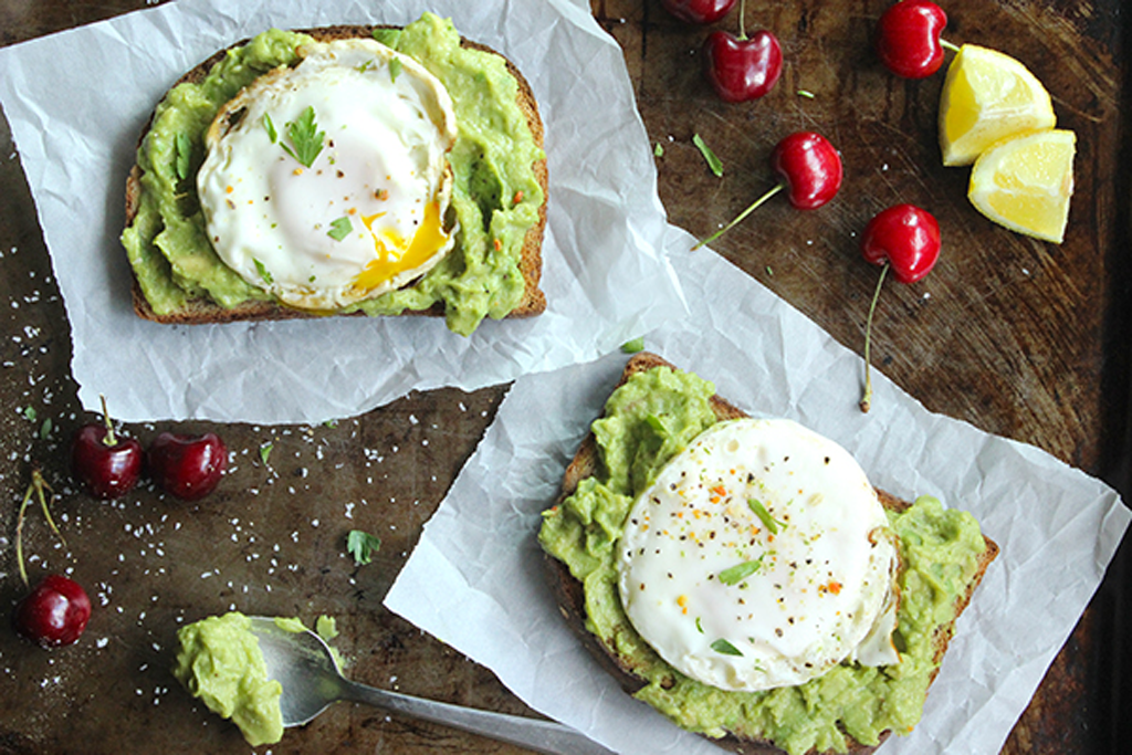 Avocado with Toast