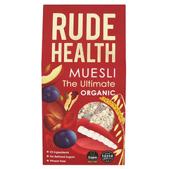 Rude Health - ultimate muesli
