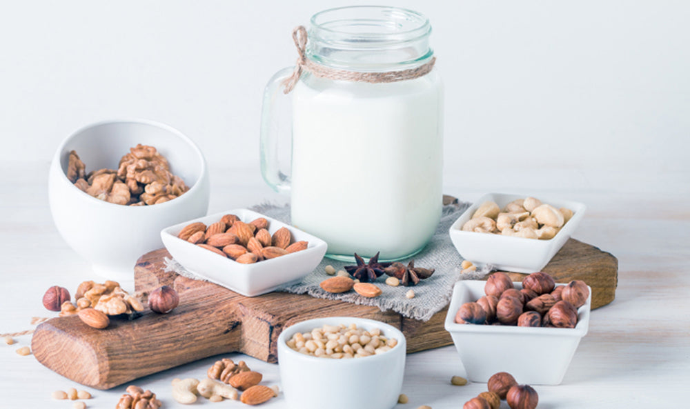 The Nut Milk Obsession: Why It's Taking Over the Dairy Section