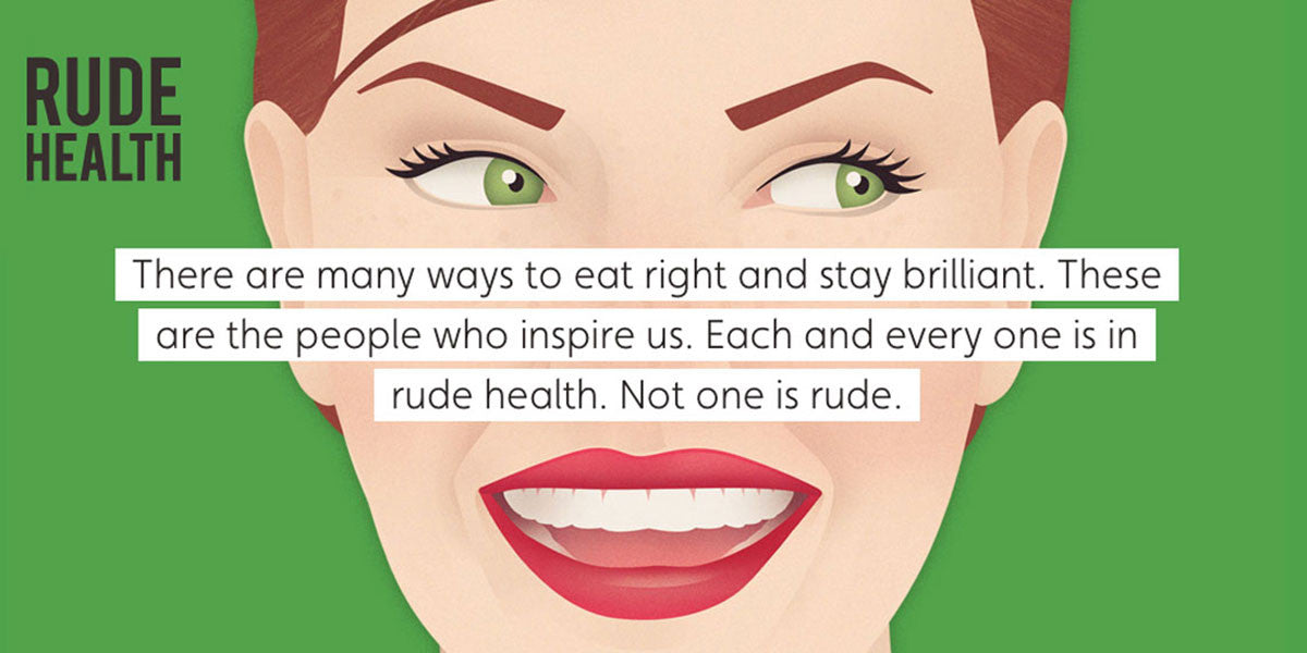 """Eat Right, Stay Brilliant."""