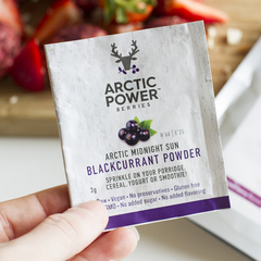 Arctic Power - wild blackcurrant powder