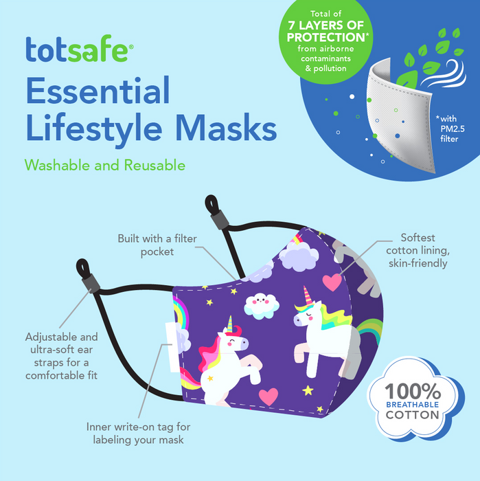 Totsafe Outer Space Lifestyle Mask