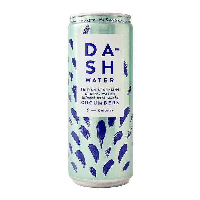 Dash Cucumber Sparkling Water 330ml