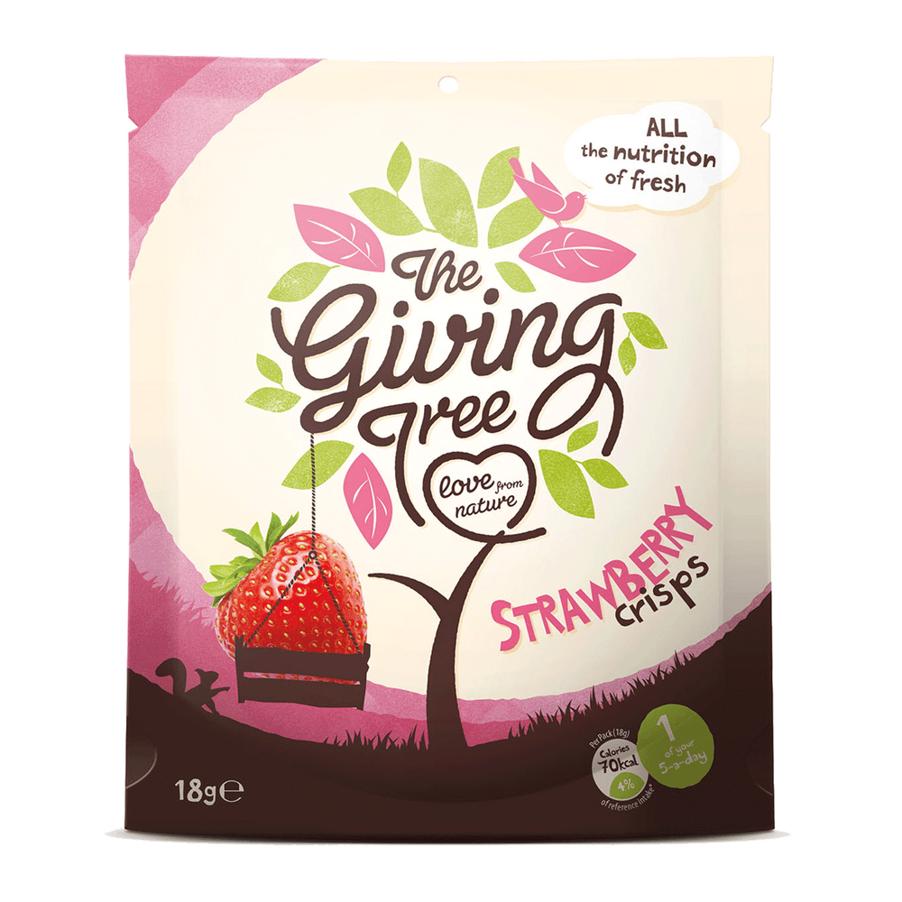 The Giving Tree Freeze Dried Strawberries