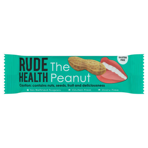 Rude Health Peanut Bar