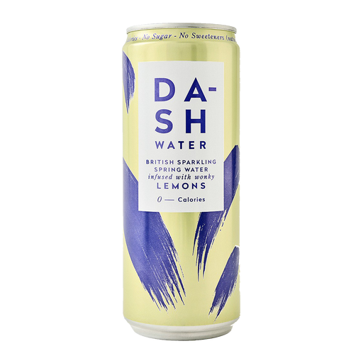 Dash Lemon Sparkling Water 330mL