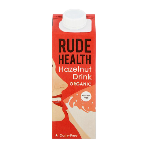 Rude Health Hazelnut Drink 250mL