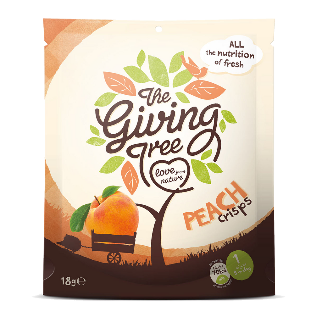 The Giving Tree Freeze Dried Peach