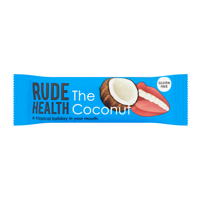 Rude Health Coconut Bar