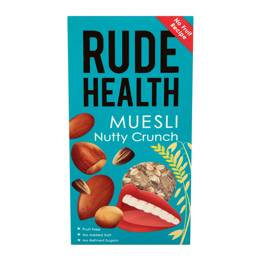 Rude Health Nutty Crunch Muesli 450g