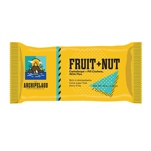 Archipelago Fruit & Nut Bar 40g