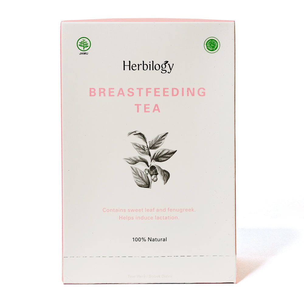 Herbilogy Breastfeeding Tea 40g (20 x 2g bags)