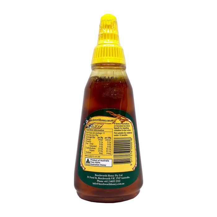 Beechworth Classic Honey Squeeze 375g