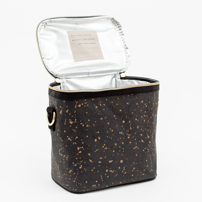 SoYoung Petite Insulated Bag - Gold Splatter