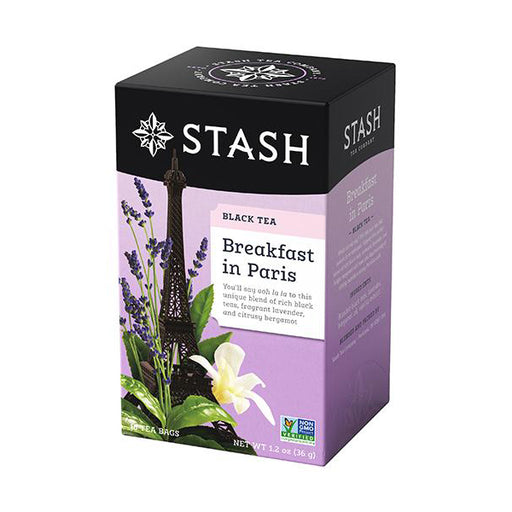 Stash Tea Breakfast in Paris Black Tea (18 bags)