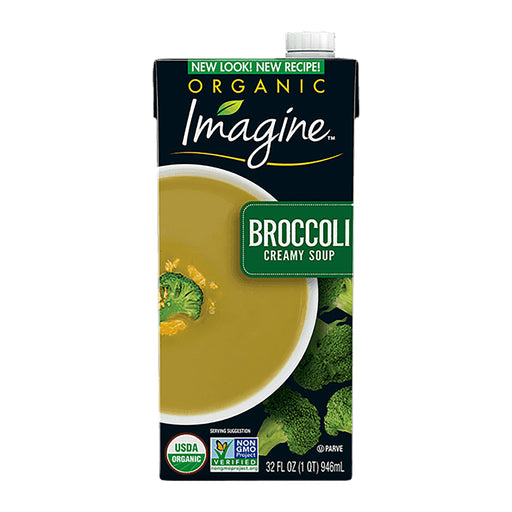 Creamy Broccoli Soup 32oz (946ml)