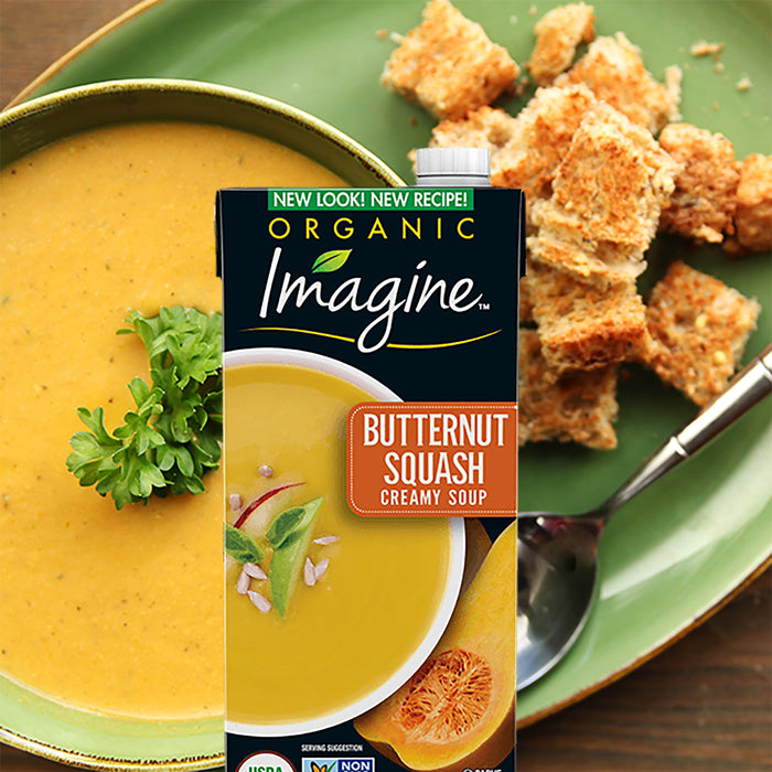 Imagine Creamy Butternut Squash 32oz (946ml)