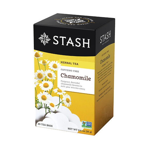 Stash Tea Chamomile Herbal Tea (20 bags)