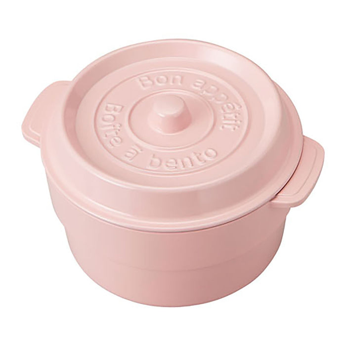 Takenaka Cocopot Round (double layer) Pink 530ml