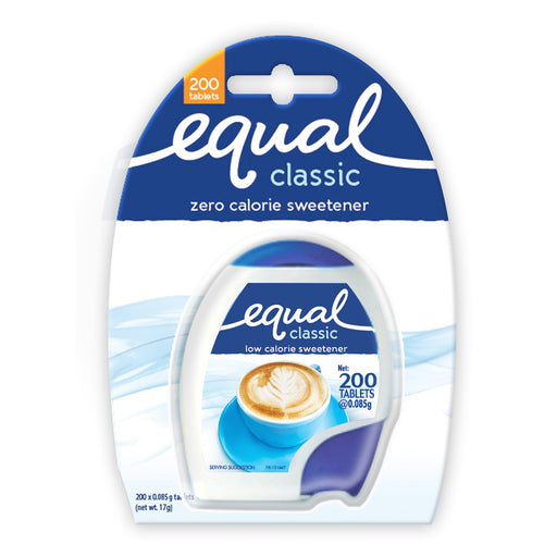 Equal Classic Tablets (200 Tabs)