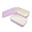 Takenaka Expanded Bento (double layer) Lavender 1.15L