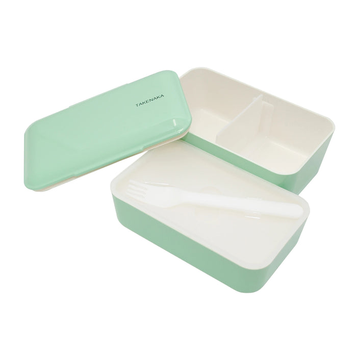 Takenaka Expanded Bento (double layer) Peppermint 1.15L