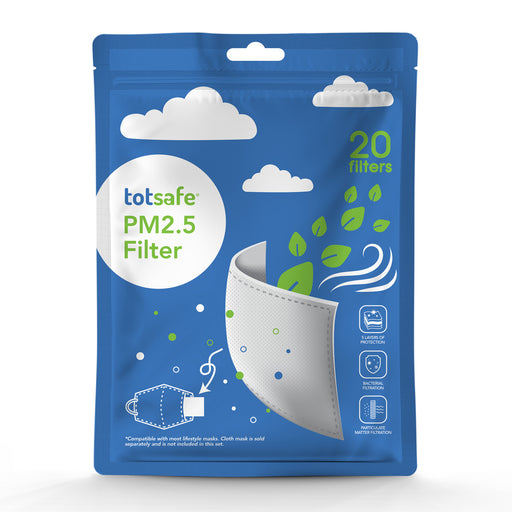 Totsafe PM2.5 Filter (20 Filters)