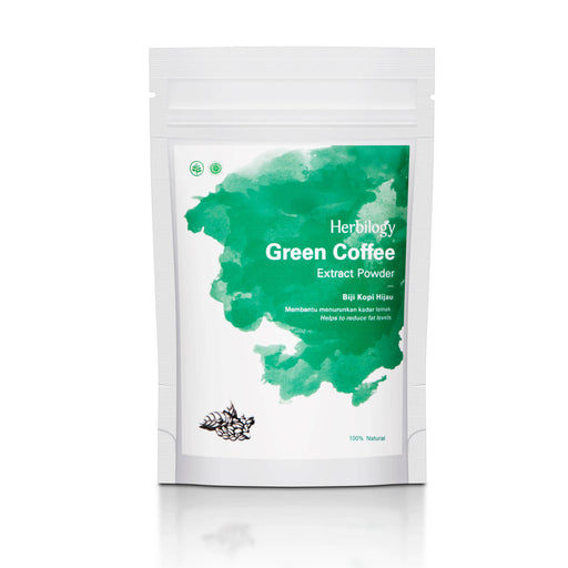 Herbilogy Green Coffee Extract Powder 100g