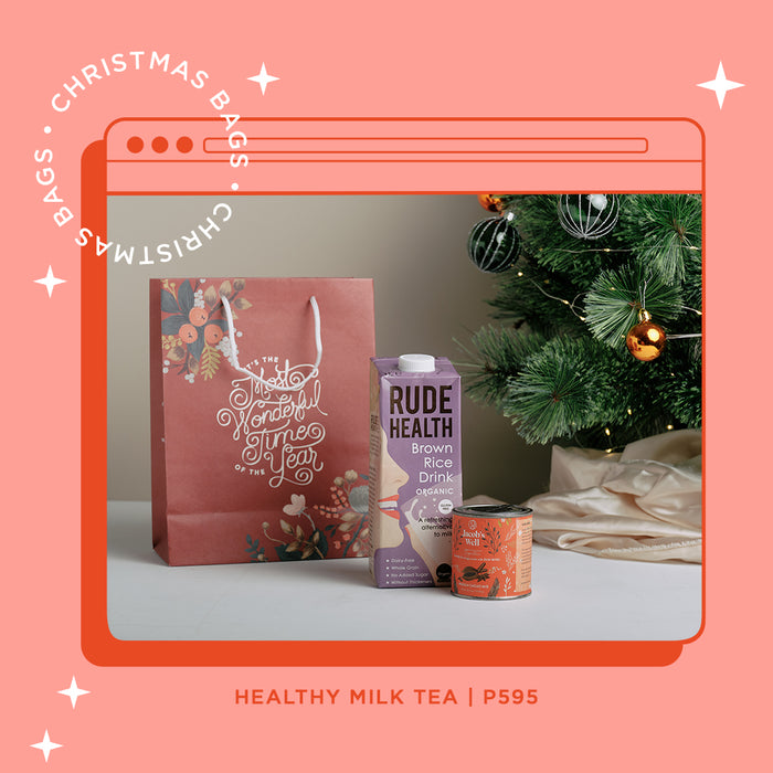 Christmas 2020 - Healthy Milk Tea Bag (2 Items)