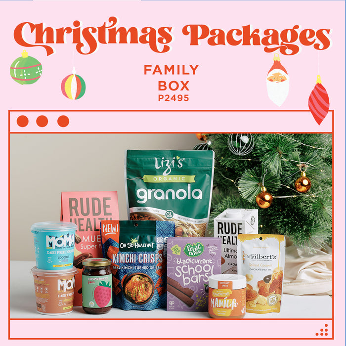 Christmas 2020 - Family (10 Items)