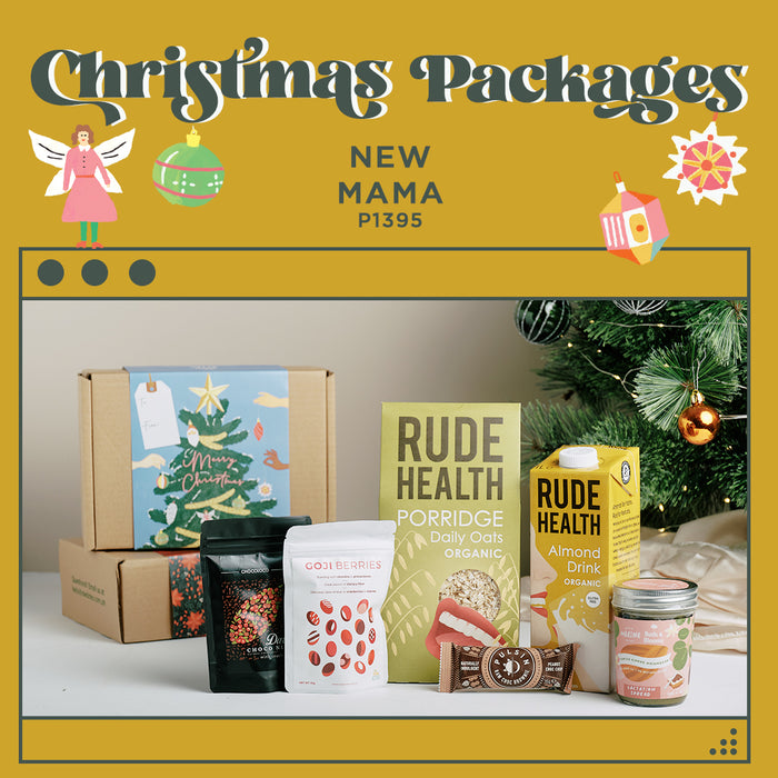 Christmas 2020 - For New Mama (6 Items)