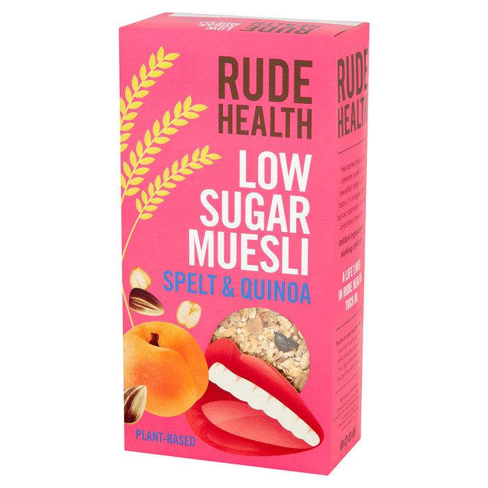 Rude Health Low Sugar Muesli 400g