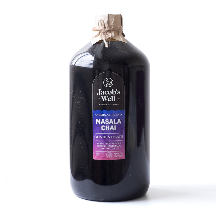 Jacob's Well Chai Original Blend 1L