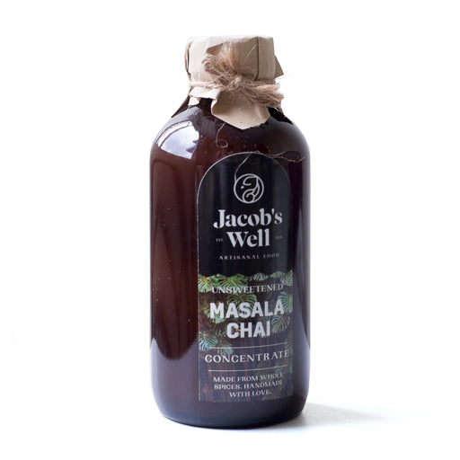 Jacob's Well Chai Unsweetened 250ml