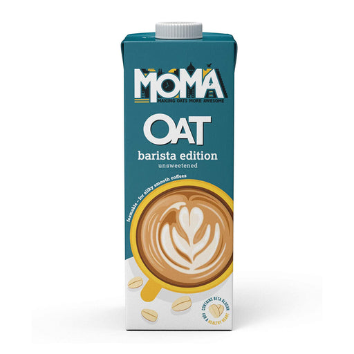 MOMA Barista Oat Drink 1L