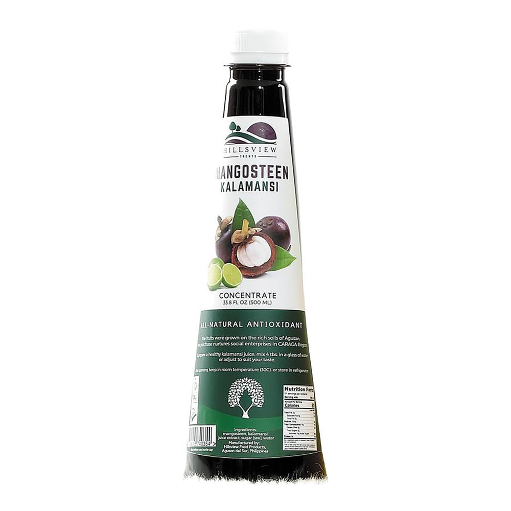 Hillsview Trento Mangosteen Kalamansi Concentrate 500ml