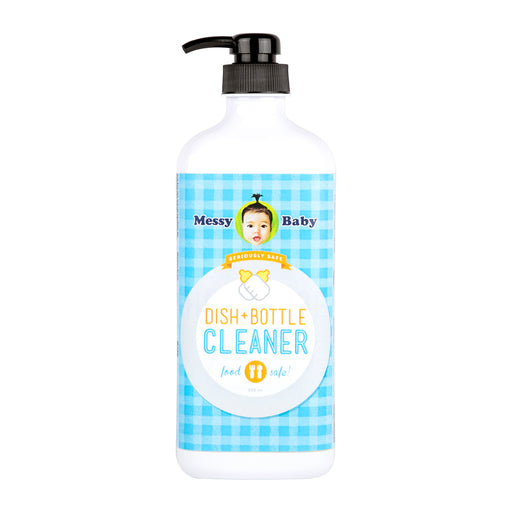 Messy Baby Dish & Bottle Cleaner 500ml