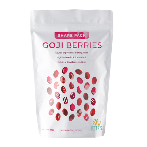 Raw Bites Goji Berries 200g