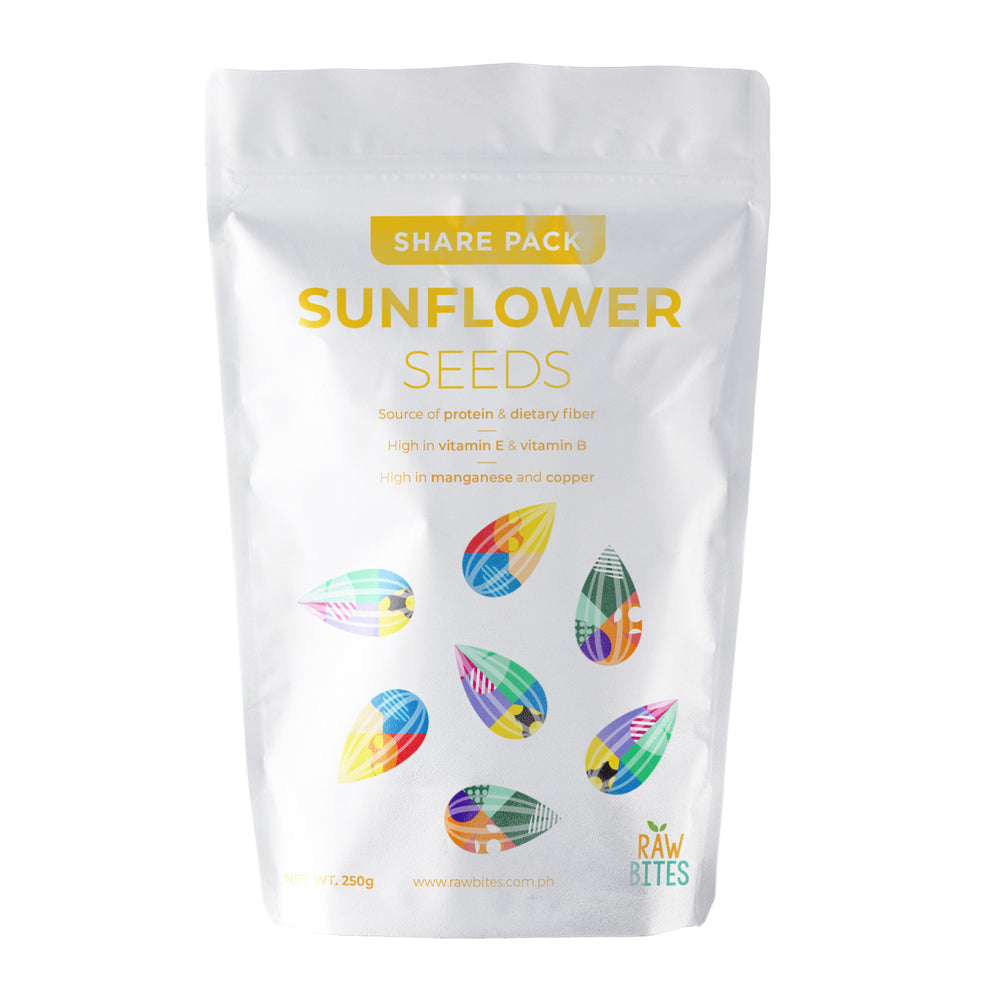 Raw Bites Sunflower Seeds 250g