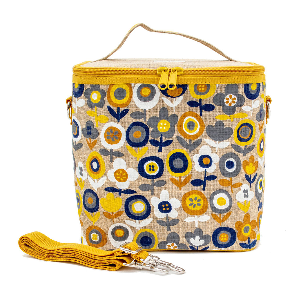 SoYoung Large Insulated Bag - Mod Flowers