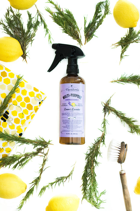 Theodore's Multi-Purpose Cleaner (Lemon & Lavender) 500ml