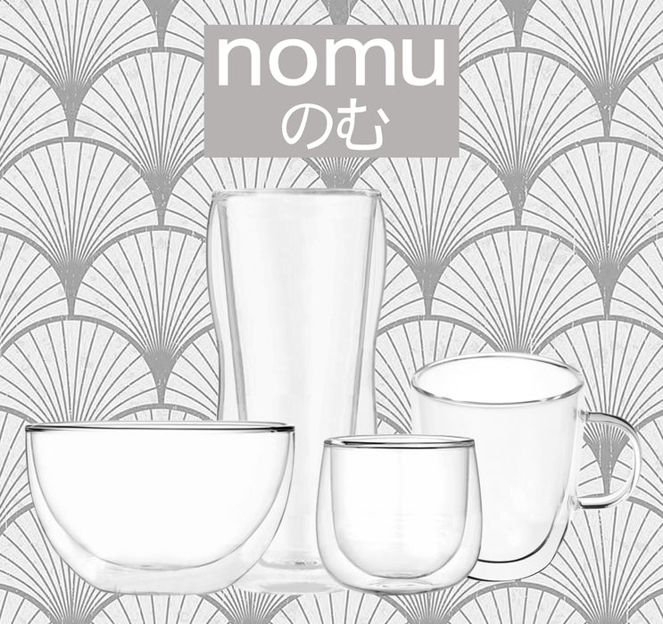 Nomu Double-Walled Modern Cup 8oz