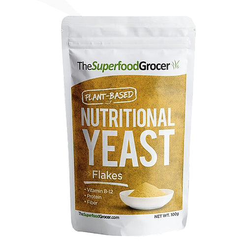 The Superfood Grocer Nutritional Yeast 100g