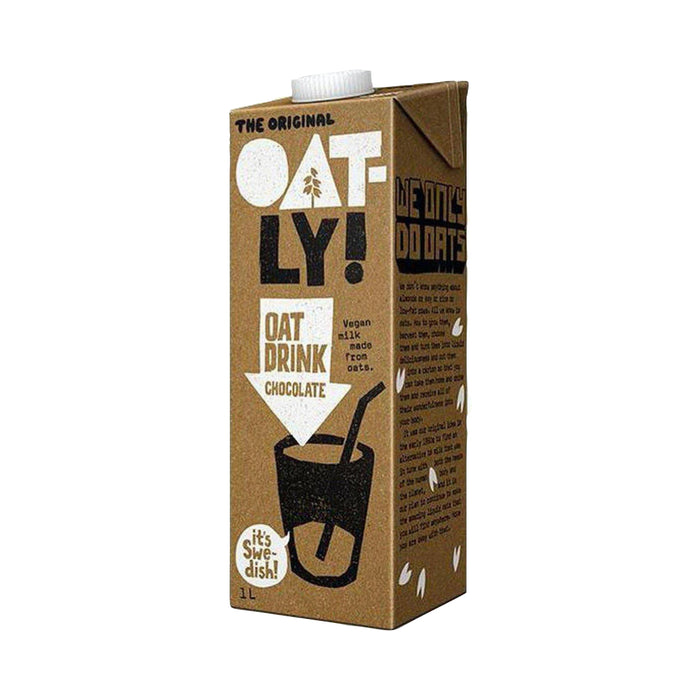 Oatly Chocolate Oat Drink 1L