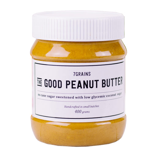 7Grains The Good Peanut Butter 400g