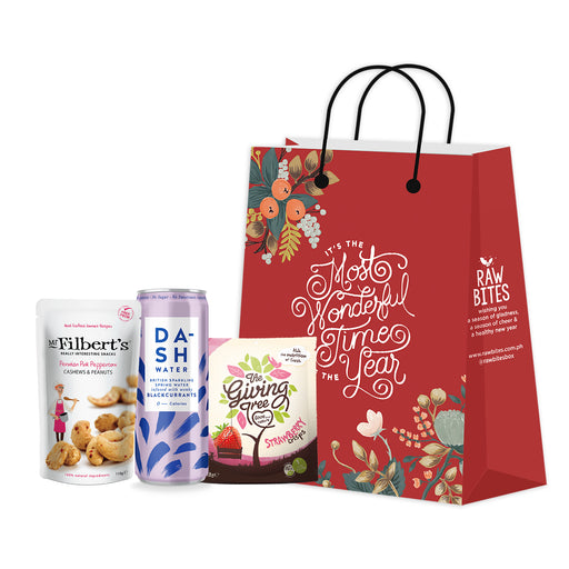 Christmas 2020 - Snack Bag (3 Items)
