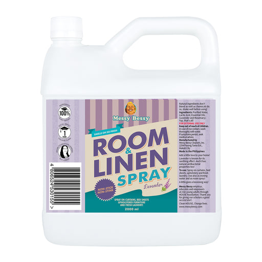 Room & Linen Spray Lavender 2L