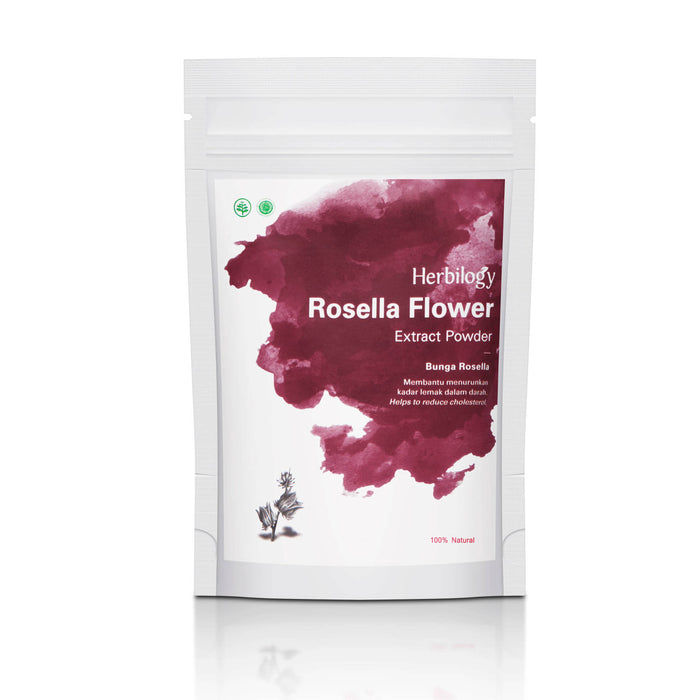 Herbilogy Rosella Extract Powder 100g